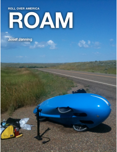 Cover of ROAM the story